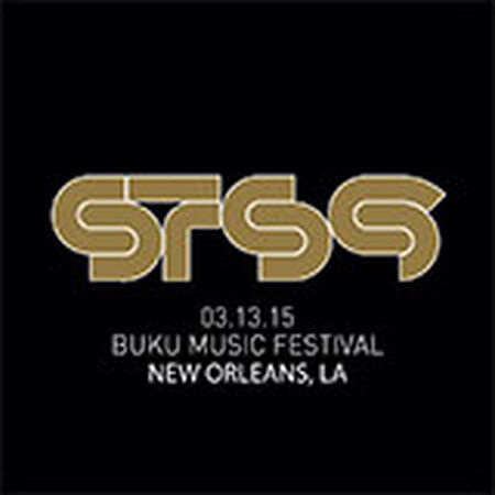 03/13/15 Buku Music Festival, New Orleans, LA