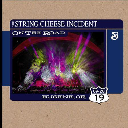 09/28/19 Cuthbert Amphitheater, Eugene, OR