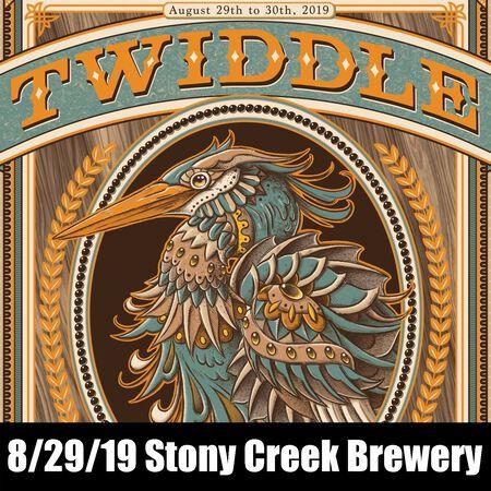 08/29/19 Stony Creek Brewery, Branford, CT