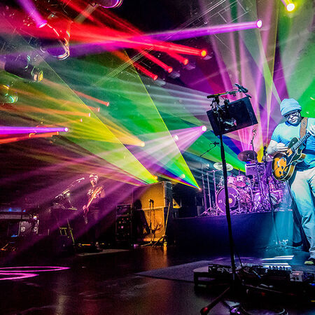 The Disco Biscuits online-music of 12/30/2015, PlayStation Theater