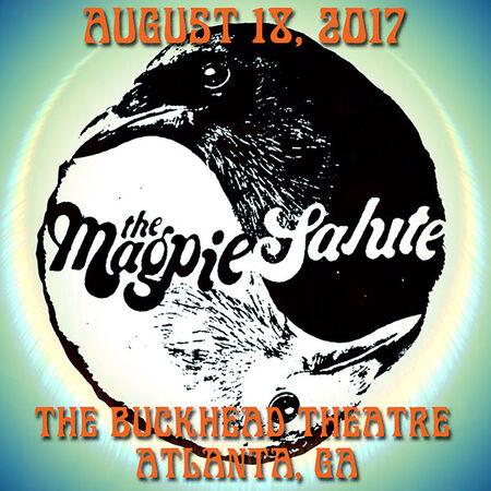 08/18/17 The Buckhead Theatre, Atlanta, GA