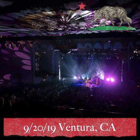 09/20/19 Majestic Ventura Theatre, Ventura, CA