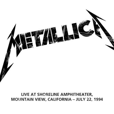 07/22/94 Shoreline Amphitheater, Mountain View, CA