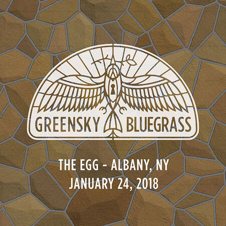 01/24/18 The Egg, Albany, NY