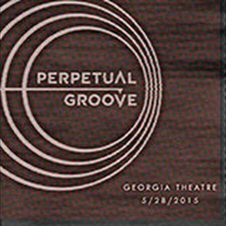 05/28/15 Georgia Theatre, Athens, GA