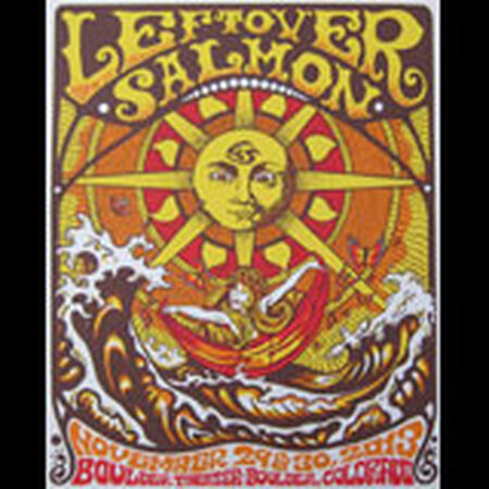 11/29/13 Boulder Theater, Boulder, CO