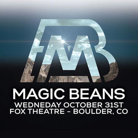 10/31/18 Fox Theatre, Boulder, CO