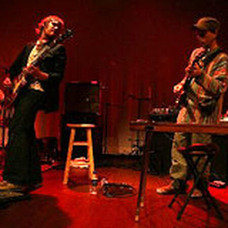 06/24/07 World Cafe Live, Philadelphia, PA