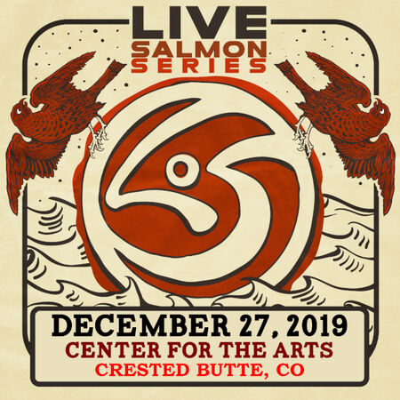 12/27/19 Center For The Arts Theatre, Crested Butte, CO