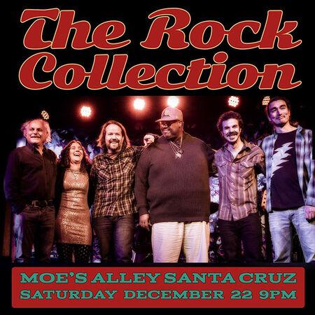 12/22/18 Moe's Alley, Santa Cruz, CA