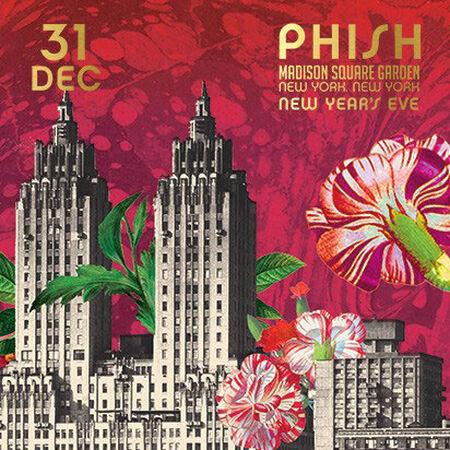 12/31/15 Madison Square Garden, New York, NY