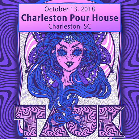 10/13/18 Charleston Pourhouse, Charleston, SC