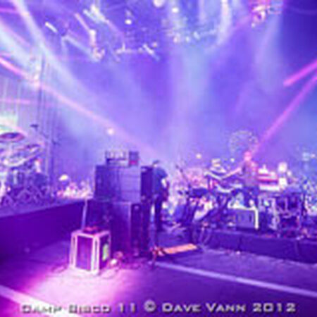 07/12/12 Camp Bisco 11, Mariaville, NY