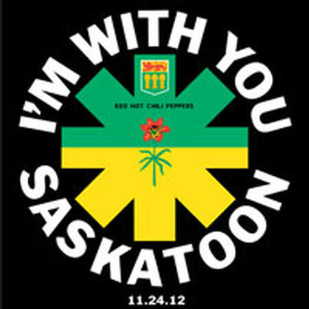 11/24/12 Credit Union Center, Saskatoon, SK