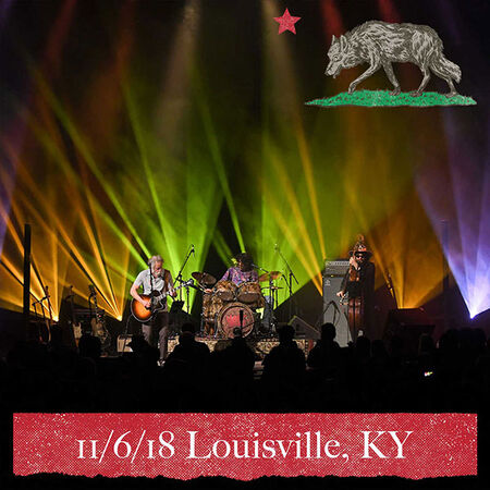 11/06/18 Palace Theatre, Louisville, KY