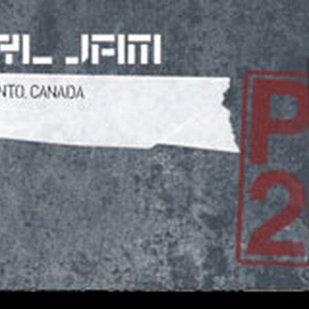 09/11/11 Air Canada Centre, Toronto, ON