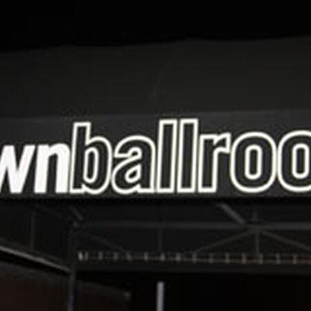 07/12/11 Town Ballroom, Buffalo, NY