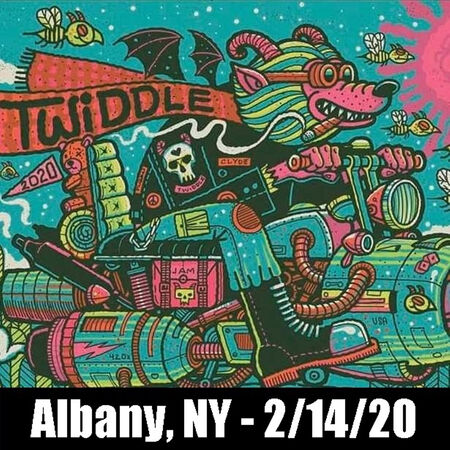 02/14/20 Palace Theatre, Albany, NY
