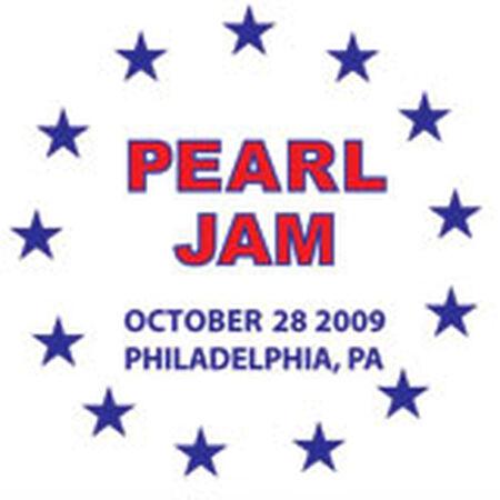 10/28/09 The Spectrum, Philadelphia, PA