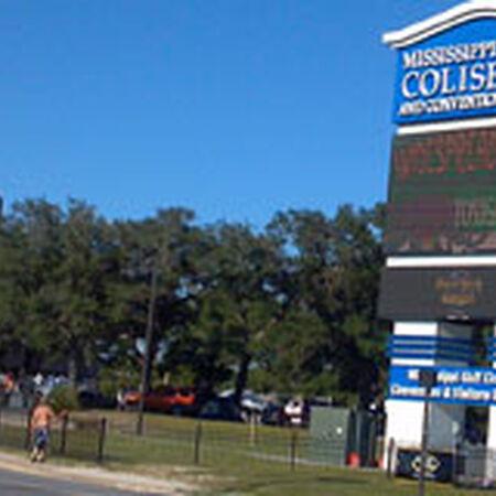 10/02/11 Mississippi Coast Coliseum, Biloxi, MS