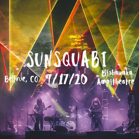 09/17/20 Mishawaka Amphitheater, Bellvue, CO