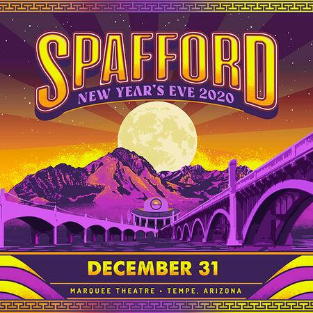 12/31/20 Marquee Theater, Tempe, AZ