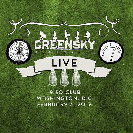 02/03/17 9:30 Club, Washington, DC