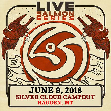 06/09/18 Silver Cloud Campout, Haugen, MT