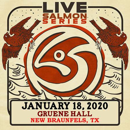 01/18/20 Gruene Hall, New Braunfels, TX