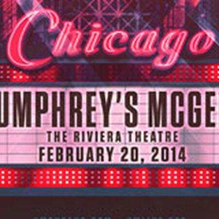 02/20/14 Riviera Theatre, Chicago, IL