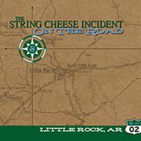 06/27/02 Barton Coliseum, Little Rock, AR
