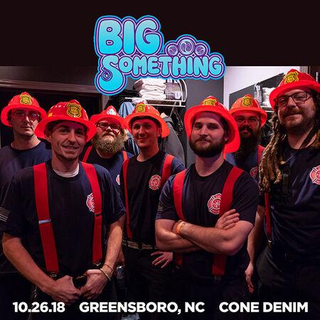 10/26/18 Cone Denim, Greensboro, NC