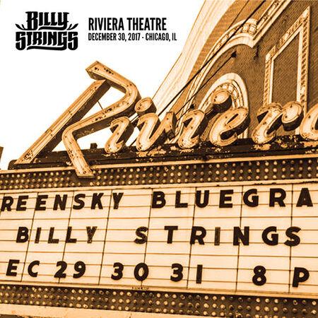 12/30/17 Riviera Theater, Chicago, IL
