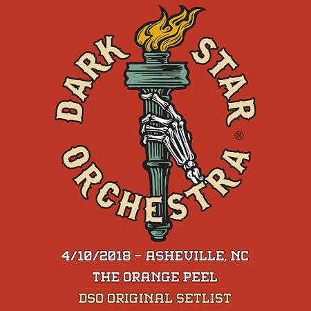04/10/18 The Orange Peel, Asheville, NC