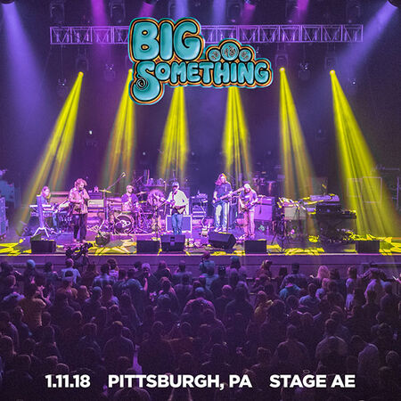 01/11/18 Stage AE, Pittsburgh, PA