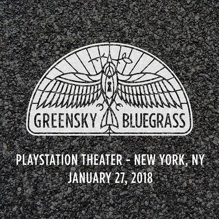 01/27/18 PlayStation Theater, New York, NY