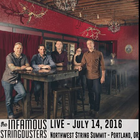 07/14/16 Live at Horning's Hideout Northwest String Summit Late Night Stage , North Plains, OR