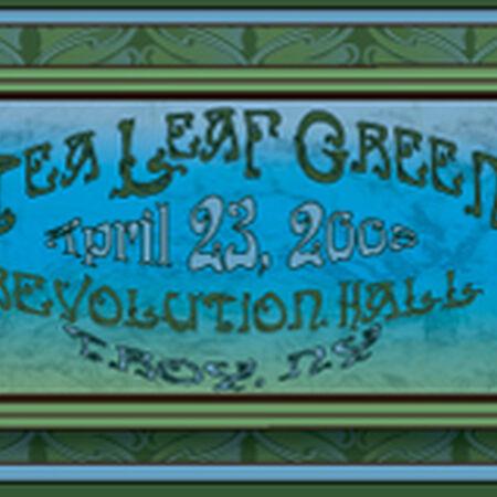 04/23/08 Revolution Hall, Troy, NY