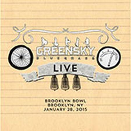 01/28/15 Brooklyn Bowl, Brooklyn, NY