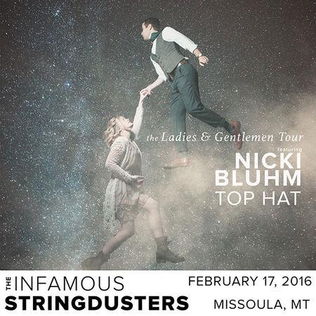 02/17/16 Top Hat Lounge, Missoula, MT