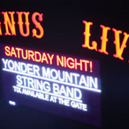 02/18/12 Jannus Live, St. Petersburg, FL