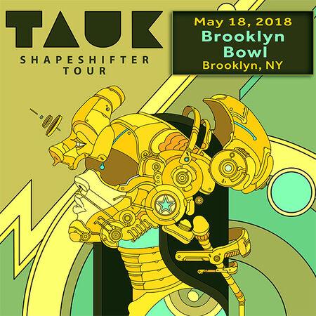 05/18/18 Brooklyn Bowl, Brooklyn, NY