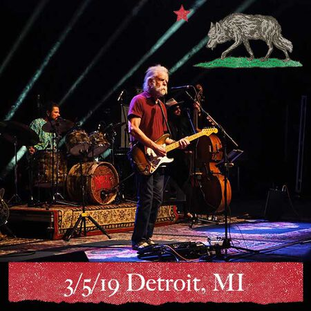 03/05/19 The Fillmore, Detroit, MI