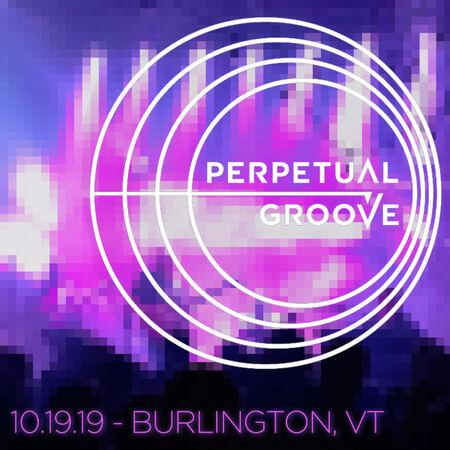 10/19/19 Higher Ground, Burlington, VT