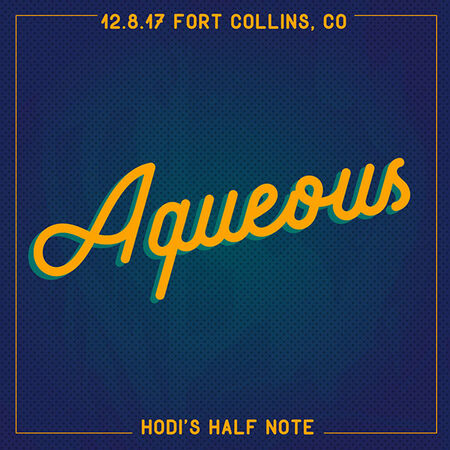 12/08/17 Hodi's Half Note, Fort Collins, CO
