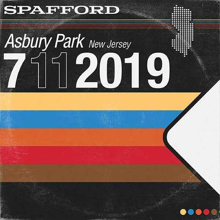07/11/19 The Stone Pony, Asbury Park, NJ