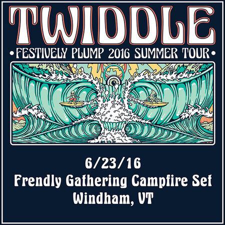 06/23/16 Frendly Gathering Campfire Set, Windham, VT
