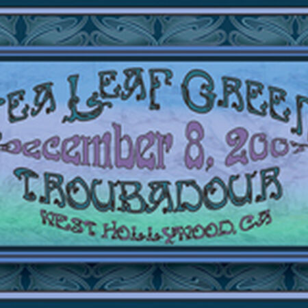 12/08/07 Troubadour, Los Angeles, CA