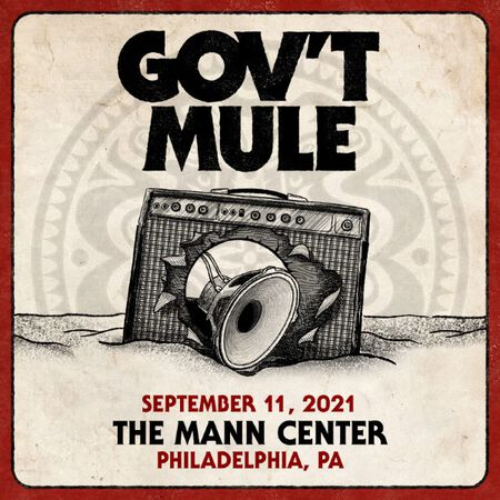 09/11/21 TD Pavilion at the Mann, Philadelphia, PA