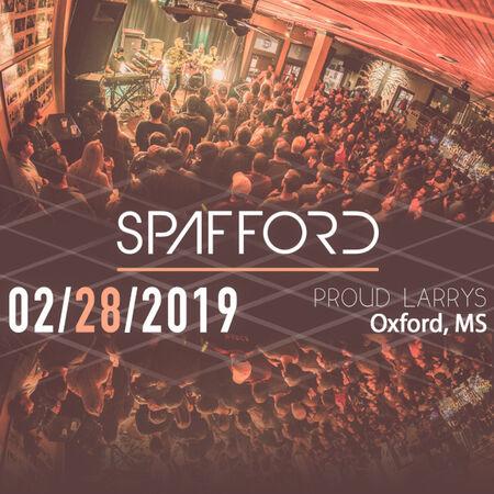 02/28/19 Proud Larry's, Oxford, MS